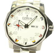 Corum Admiraland039s Cup Competition 947.931.04/v700 Aa12 White Dial Auto Mens_561656