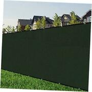 Privacy Screen Wind Screens Fence Cover Shade Mesh Fence Heavy Duty For Commerc