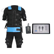 Sports Ems Muscle Stimulator Suit Electrodes Fitness Machines Fitness Massager