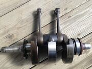2010 Polaris Rzr 800 Efi 4x4 Engine Motor Crankshaft Crank Shaft Connecting Rods