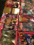 Lot Of 19 Vintage Barbie Collection African American Nba Brandy
