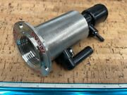 New Oem 0710p15 1 1/2 Stainless Steel Boat Straight Gas/fuel Deck Fill No Cap