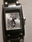 Beautiful Vintage Starbucks Stainless Steel Collectible Watch - See Many Others