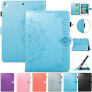 For Ipad 5/6/7/8th Gen Air Mini Smart Magnetic Leather Wallet Stand Case Cover
