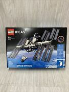G2. Lego Ideas International Space Station 21321 Building Kit 864 Pieces