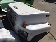 Gmc C7500 Complete Hood W/ Grille And Headlights