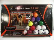 New Club Champ Golferand039s Putter Pool Game - Play 8 Ball 9 Ball Rotation And More