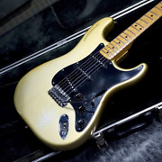 Fender 25th Anniversary Stratocaster Silver Electric Guitar