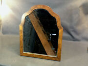Antique Mirror Of 19andegraveme Frame Wooden Walnut Table Deco Of Castle Dressing Table
