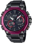 New Casio G-shock Mt-g Bluetooth Mtg-b2000bd-1a4jf Menandrsquos Watch From Japan