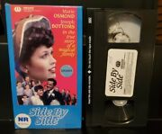Side By Side - Marie Osmond And Joseph Bottoms - True Story - Rare Oop Vhs