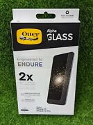 Otterbox Alpha Glass Iphone 12/12 Pro Screen Protector Anti-shatter - 77-65419