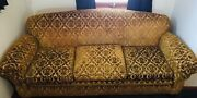 Antique Couch Sofa And Matching Armchair Affordable Shipping Available