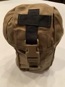 Medical Pouch Ifax Tactical Tailor Brand New Coyote Usmc Issue