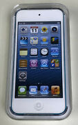 New Sealed Apple Ipod Touch 5th Generation 64gb Blue Md718ll/a A1421 Ios 6
