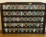 The United States Shot Glass Collection With Shelf