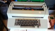 Ibm Selectric Ii Correcting Typewriter. Sold For Parts Only