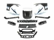 Avant Pare-chocs And Capot And Garde-boue Kit Pour Ford Mustang 2015-