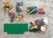 Vintage Lego Castle 6060 Knights Challenge  City/pirate Very Rare