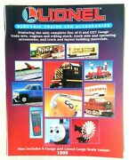 Lionel 1995 O And S Gauge Model Electric Trains And Accessories Consumer Catalog