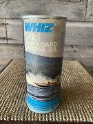 Vintage Whiz Outboard Oil Can