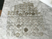 Vintage W.b And Cie Pocket Fob Or Early Wrist Watch Replacement Glass Lens 108 Pcs