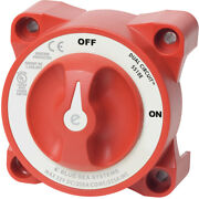 Blue Sea Systems 5510e E-series Battery Switch On-off Dual Circuit