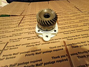 Volvo Penta Upper Drive Gear And Tension Ring 839027-1 832573