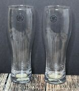 Lenox Tuscany Classics 22 Oz Wheat Beer Pilsner Glass Set Of 2 Made In Poland