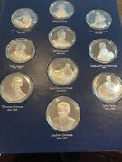 40 Coins 30 Oz Silver National Historical Society Better Investment Than Eagle