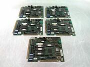 Lot Of 5x Igs Jungle King 2002 Arcade Game Pcb Corrosion Untested As-is For Part