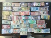 World Banknotes About 310species Lot Very Good Choice For Collectors See Photos
