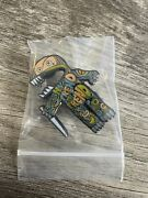 Danny Steinman Pin Shankenfoote Le / 500 Pin Daddy Phish My Friend Og