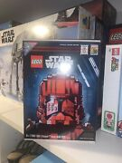 Sdcc 2019 Comic-con Exclusive Lego Star Wars Sith Trooper Bust 77901 387