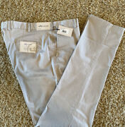 Peter Millar Soft Touch Twill Golf Cotton Stretch Mens Pants Size 38x34 New