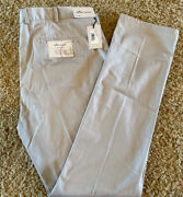 Peter Millar Soft Touch Twill Golf Cotton Stretch Mens Pants Size 40x35 New 158