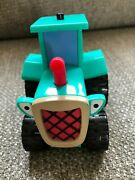 Travis The Tractor From Bob The Builder - Tested And Works