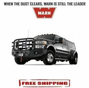 Warn One Piece Design Hd Bumper For Ford F-250 To F-550 Sd 2011-2016 - 85881