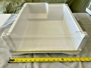 Ge Refrigerator Pan Vegetable Left Hand Assembly Ps8758509 Wr32x10867