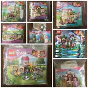 Lego Friends, Disney Princess And Elves Choose The Sets You Need - 100 Complete