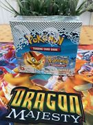 Sealed Mint Pokemon Noble Victories Booster Box.