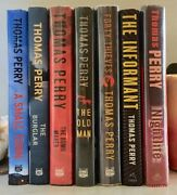 Thomas Perry 7 Books Very Good Hardcover 78 Free Shipping