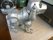 Tekno By Toy Manley Quest Robot Dog Works