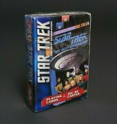 Star Trek - Next Generation Cast Playing Cards Licensed Product Brand New