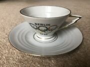 Germany - 1936 Olympics Cup With Saucer / Bavaria