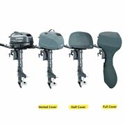 Oceansouth Outboard Covers For Yamaha F4b F5a F6c 1cyl 139cc Year 2010