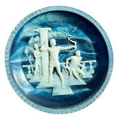 Bradford Exchange - The Voyage Of Ulysses Collectible Plate Series Set Of 6