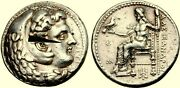 Acch10 Kingdom Of Macedonia Alexander Iii And039the Greatand039 Mint Babylon 336bc 17.28g