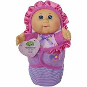 Cabbage Patch Kids Official Newborn Baby Doll Girl - Comes With Swaddle Blanket