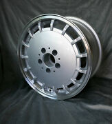 Sold Out - For Mb W107 108 109 116123126 Flat Face Design Wheels 8x16 W/tanduumlv
